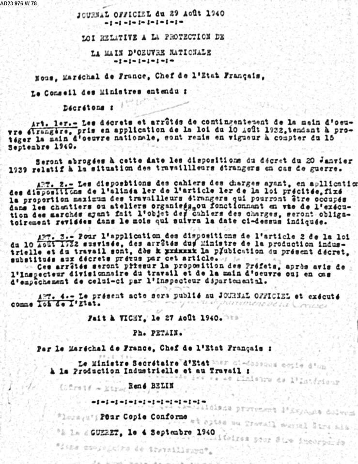 loi-du-27-aout-1940