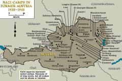 Camps in Austria 1938-1945