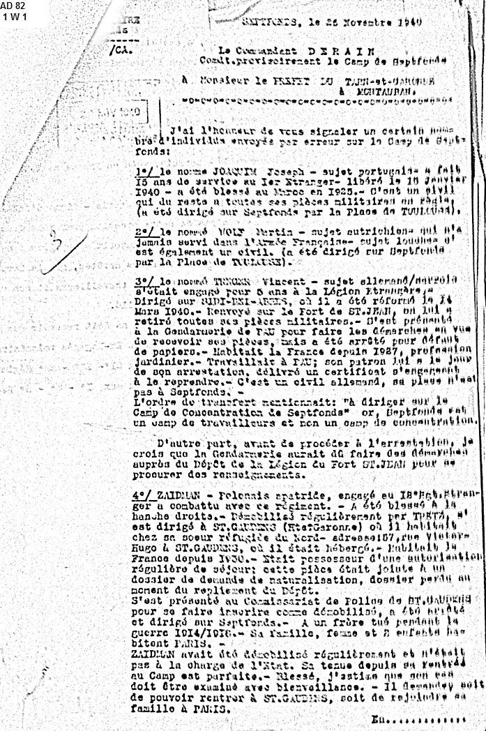 GTE-Septfonds-renvoi-inaptes-novembre-1940